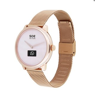 Xlyne Pro Smartwatch X-Watch Soe XW Pure gold Android IOS...